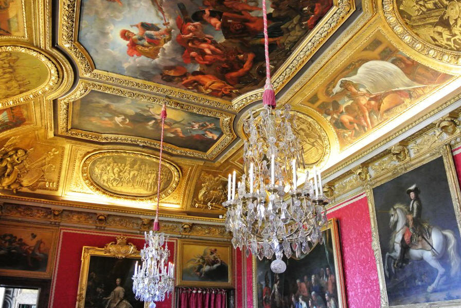 Versailles for Salon versaille