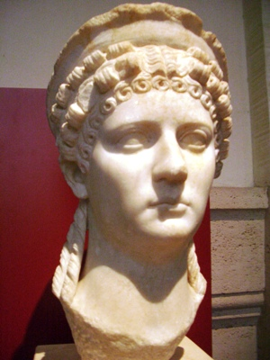Women In Ancient Rome Beauty